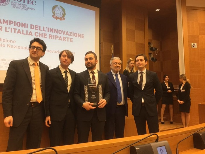 Premio Nazionale innovazione dei servizi