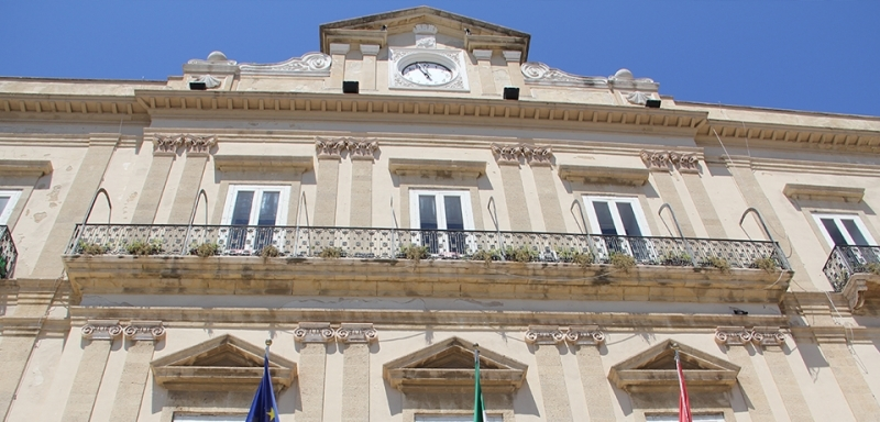 Taranto Palazzo di Città
